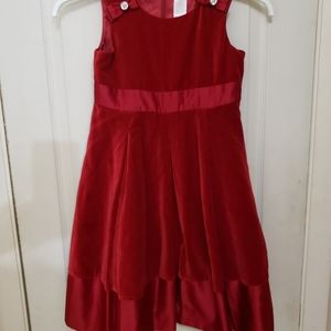 Gymboree party Pageant holiday dress